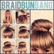 This makes me wish i had bangs lmao but naw!! <3<3<3