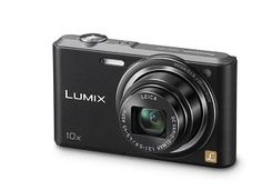 Panasonic Lumix Compact Digital Camera - Black Optical Zoom with Leica DC Lens, Wide Angle Lens, HD Video Recording) inch LCD Canon Powershot Elph, Still Camera, Camera Store, Electronic Deals, Camera Reviews, Wide Angle Lens, Photography Camera, Zoom Lens, Fujifilm Instax Mini