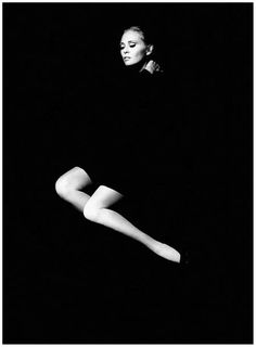 Faye Dunaway by Jerry Schatzberg, 1967