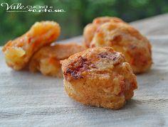 Polpettine di peperoni e patate ricetta facile