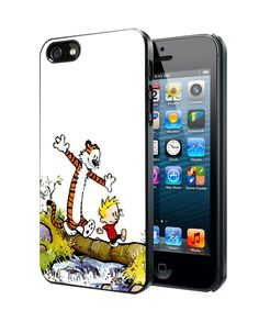Calvin And Hobbes Samsung Galaxy S3 S4 S5 Note 3 Case, Iphone 4 4S 5 5S 5C Case, Ipod Touch 4 5 Case