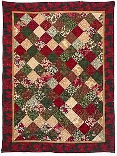 Christmas Quilts site.  The ideas are awesome.