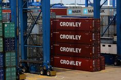 Crowley-Liner-Shipping-Logistics-Containers-Panama Freight Forwarder, Crowley, Panama, Container, Health, Houses, Panama Hat, Health Care, Panama City