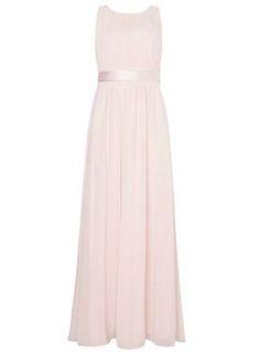 Womens **Showcase Blush 'Natalie' Maxi Dress- Blush