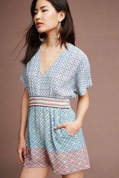 Shop the Priscilla Printed Romper and more Anthropologie at Anthropologie today. Read customer reviews, discover product details and more.