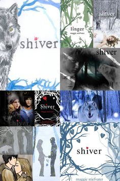 Shiver by Maggie stiefvater. I think the series is called wolves of mercy falls if I recall lol.