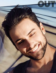 How swoonworthy does Jack Falahee look in OUT Magazine?!