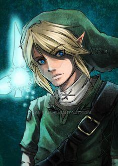.Link. by kya-san on DeviantArt