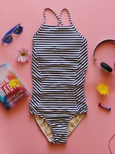 {The Weekender One Piece} is the absolute perfect beach day swimsuit | @albionfit