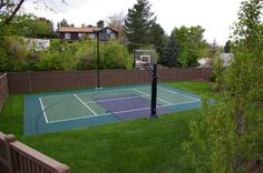Basketball Courts Photo Gallery - Sport Court Midwest