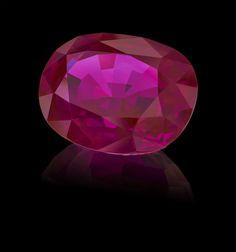 Burmese Ruby, 13.52 carats worth of eye candy