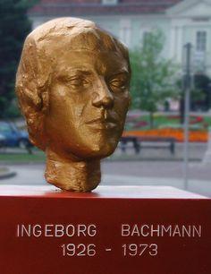 Bachmann bueste - Ingeborg Bachmann – Wikipedia