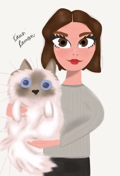 Ingrid Nilsen and Nugget @missglamorazzi ❤️
