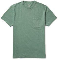 J.Crew - Slub Cotton-Jersey T-Shirt | MR PORTER