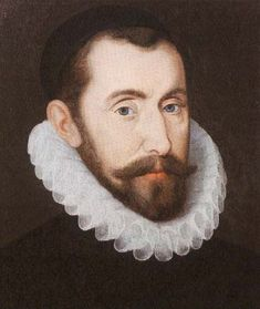 Sir Francis Walsingham, spymaster and advisor to Queen Elizabeth l