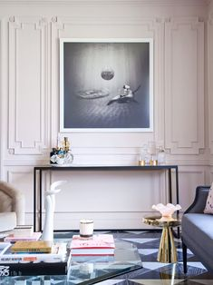 """Farrow & Ball, Peignoir: This dusty pink is one of Farrow & Ball's nine new colors, and we're really digging it. We've seen a trend of blush as the it neutral, and there's no signs of that stopping anytime soon. This muted shade definitely """"has the ability to feel traditional and modern at the same time."""""""