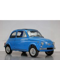 1962 FIAT 500 D. So cute I wanna put it in my pocket!