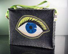 Filztasche von Tochter von Walter auf DaWanda.com