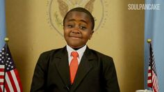 Your Laugh + Kid President = Happiness (+playlist)