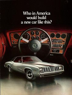 1973 Pontiac Grand Am