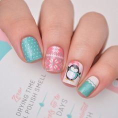 Sweater Weather, Nail Wraps by Personail