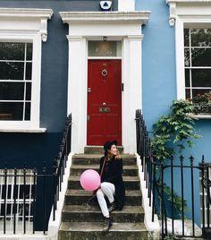 Notting Hill, Anna Dawson, Rose, Outdoor Decor, Instagram Posts, Home Decor, Pink, Decoration Home, Room Decor