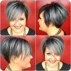 Amazing Cuts and Colors by Presley Poe, Portland, Oregon, USA!
