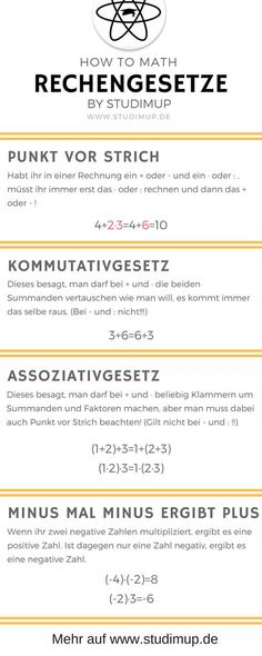 25 best Mathe images on Pinterest in 2018 | Homework, Learning and Math