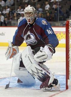 Craig Anderson (2009-11) Hockey Goalie, Hockey Teams, Hockey Players, Ice Hockey, Hockey Girls, Hockey Mom, Craig Anderson, Quebec Nordiques, Pittsburgh Penguins Hockey