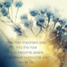 ...aware....