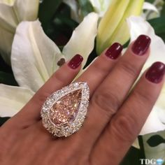 @JACOBANDCO has just the ring for you! Exceptional in every way, this magnificent ring stole my heart in Monaco, and I've been dreaming about it ever since!