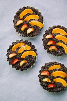 chocolate buckwheat cakes