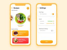 A Recipe App