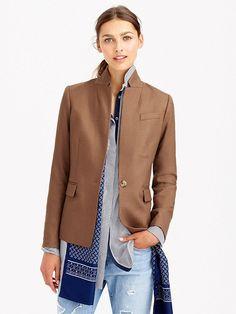 J. Crew Regent Blazer // #Shopping