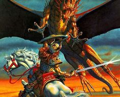 Dungeons and Dragons Artwork