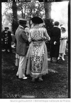 Modes à Deauville, 1920