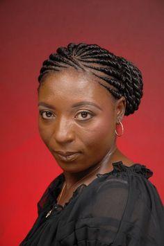 Ghana Braids Hair Styles