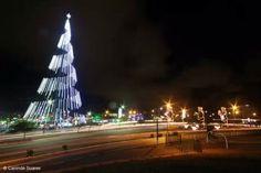 Arvore de Natal em Mirassol