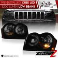 {BUILT-IN LED LOW BEAM} 05-07 Jeep Gr...