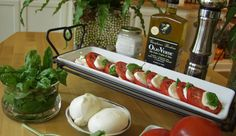 Caprese Salad from P. Allen Smith