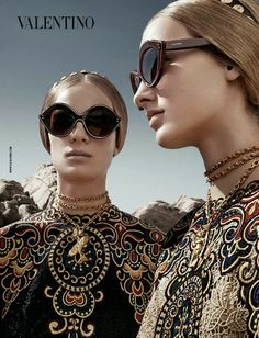 Black Carousel: New Valentino Kiss Eyewer! What else do you need f...
