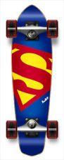 Superman Complete Longboard MICRO Cruiser skateboard