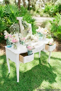 Dairing Events | Georgia & Will | Fernandina Beach Wedding Planner | Brooke Images | Blossem & Accents