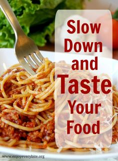 Enjoy your food & lose weight without ever feeling deprived