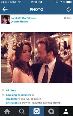 Community Post: If The Gilmore Girls Had Instagram