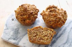 Low FODMAP / Low Carb Muffins of nuts Nøtterundstykker