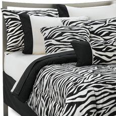 Zebra print she wants