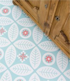 Patterned Peel & Stick Flooring