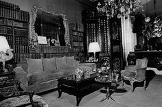 Coco Chanel's private room at 31 Rue Cambon ~ Paris