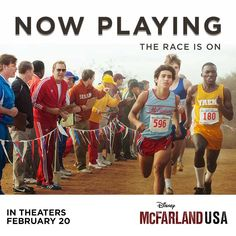 Champions can come from anywhere. Get tickets to see McFarland, USA now playing in